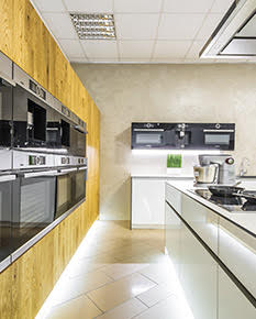 Realizace a návrhy kuchyní