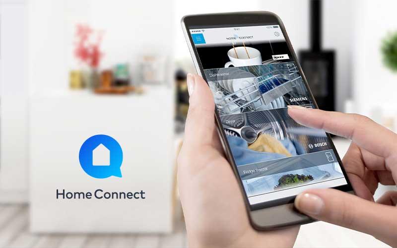Aplikace Home Connect