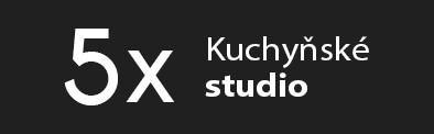 5x kuchyňské studio