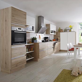Kuchyně ze dřeva
