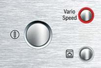Funkce VarioSpeed