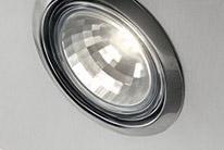 Vynikající pohled na každé chutné jídlo díky osvětlení LED
