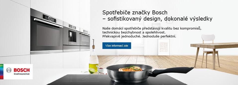 Bosch spotřebiče
